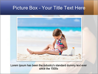 Beautiful young woman PowerPoint Templates - Slide 16