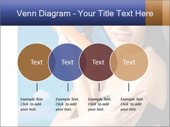 Beautiful young woman PowerPoint Templates - Slide 32