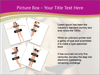 Attractive nude girl PowerPoint Templates - Slide 23