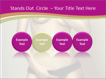 Attractive nude girl PowerPoint Templates - Slide 76