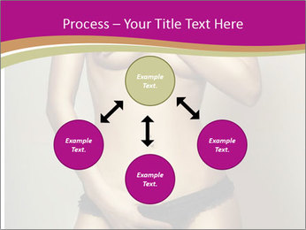 Attractive nude girl PowerPoint Templates - Slide 91