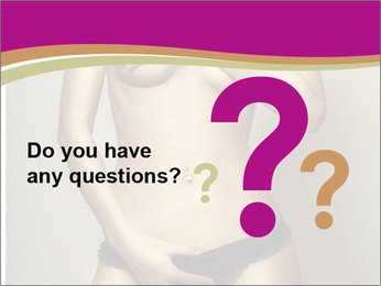 Attractive nude girl PowerPoint Templates - Slide 96