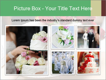 Wedding cake PowerPoint Template - Slide 19