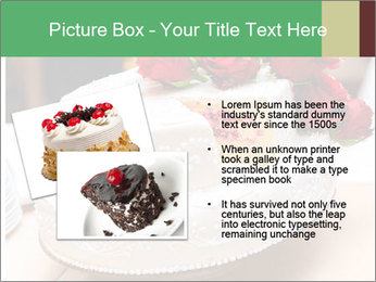 Wedding cake PowerPoint Templates - Slide 20