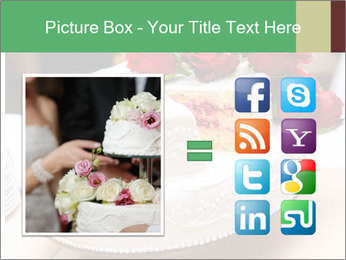 Wedding cake PowerPoint Templates - Slide 21