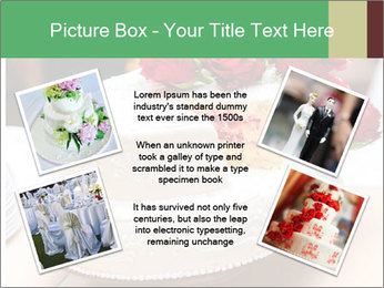 Wedding cake PowerPoint Templates - Slide 24