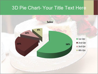 Wedding cake PowerPoint Templates - Slide 35