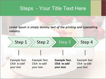 Wedding cake PowerPoint Templates - Slide 4