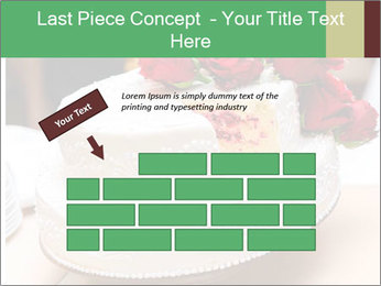 Wedding cake PowerPoint Templates - Slide 46
