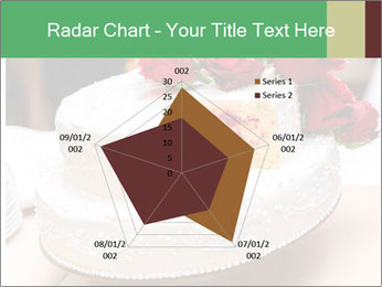 Wedding cake PowerPoint Templates - Slide 51