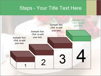Wedding cake PowerPoint Template - Slide 64