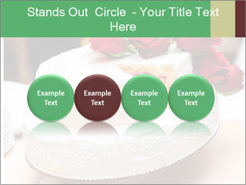 Wedding cake PowerPoint Template - Slide 76