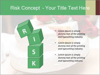 Wedding cake PowerPoint Template - Slide 81
