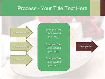 Wedding cake PowerPoint Templates - Slide 85