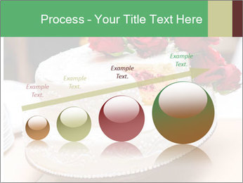Wedding cake PowerPoint Templates - Slide 87