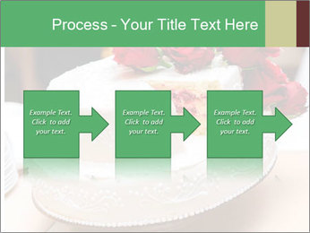 Wedding cake PowerPoint Template - Slide 88