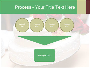 Wedding cake PowerPoint Templates - Slide 93