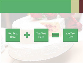 Wedding cake PowerPoint Templates - Slide 95