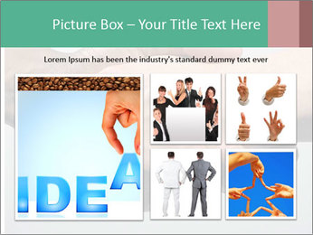 Hand Shake PowerPoint Template - Slide 19