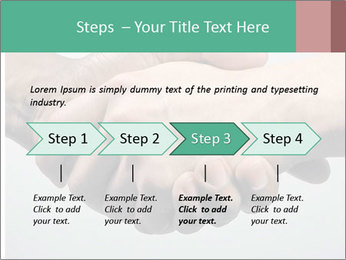 Hand Shake PowerPoint Template - Slide 4