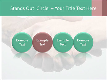 Hand Shake PowerPoint Template - Slide 76