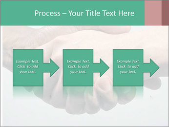 Hand Shake PowerPoint Template - Slide 88