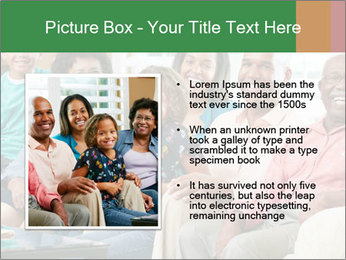 Multi Generation Family PowerPoint Template - Slide 13