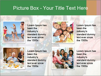 Multi Generation Family PowerPoint Template - Slide 14