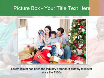 Multi Generation Family PowerPoint Template - Slide 16
