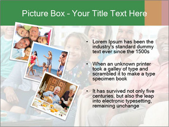 Multi Generation Family PowerPoint Template - Slide 17