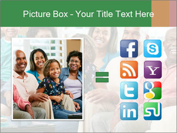 Multi Generation Family PowerPoint Template - Slide 21