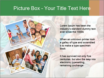 Multi Generation Family PowerPoint Template - Slide 23
