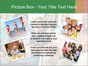 Multi Generation Family PowerPoint Template - Slide 24