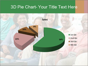 Multi Generation Family PowerPoint Template - Slide 35