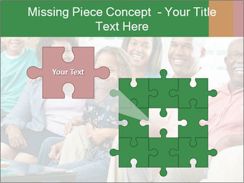 Multi Generation Family PowerPoint Template - Slide 45