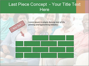 Multi Generation Family PowerPoint Template - Slide 46
