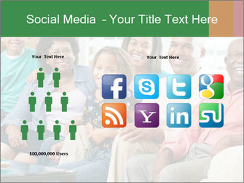 Multi Generation Family PowerPoint Template - Slide 5