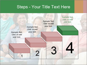 Multi Generation Family PowerPoint Template - Slide 64