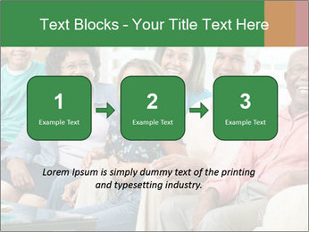 Multi Generation Family PowerPoint Template - Slide 71