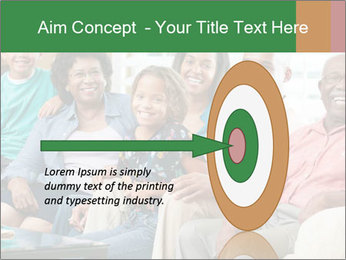 Multi Generation Family PowerPoint Template - Slide 83