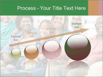 Multi Generation Family PowerPoint Template - Slide 87