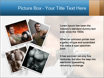 Fitness PowerPoint Templates - Slide 23