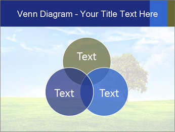 Tree and blue sky PowerPoint Templates - Slide 33