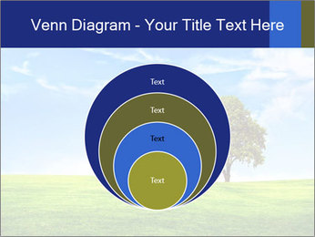 Tree and blue sky PowerPoint Templates - Slide 34