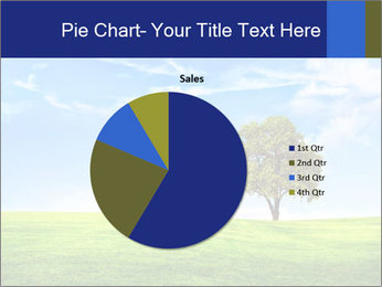 Tree and blue sky PowerPoint Templates - Slide 36