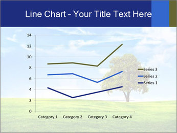 Tree and blue sky PowerPoint Templates - Slide 54
