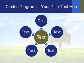 Tree and blue sky PowerPoint Templates - Slide 78