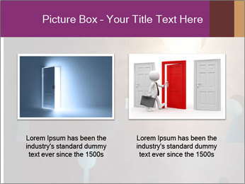 Silhouette of businessman PowerPoint Templates - Slide 18