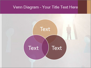 Silhouette of businessman PowerPoint Templates - Slide 33