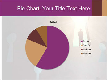 Silhouette of businessman PowerPoint Templates - Slide 36